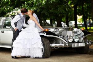 Аренда лимузина на свадьбу - роскошь и шик в виде автомобиля