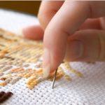 Вышивка картин крестиком — шедевры на ткани