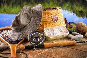 Купить рыболовные снасти для зимней рыбалки