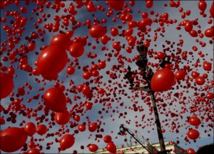 Прилив позитива от оформления праздников воздушными шарами
