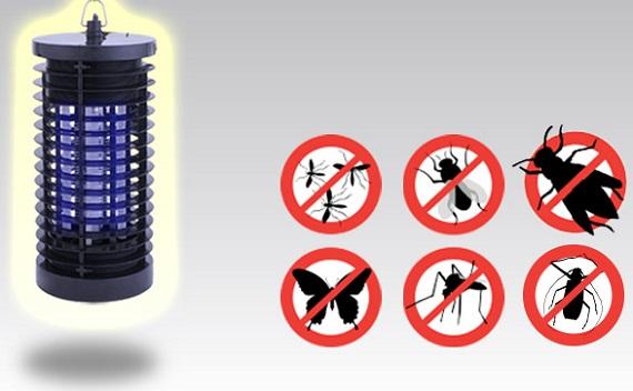 ломпа от комаров