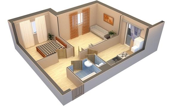 сайт по планировке комнат