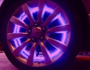 Оригинальная светящаяся краска для дисков