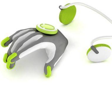 Electronic Piano Gloves - музыкальные перчатки, доступные каждому