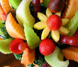Доставка фруктовых букетов