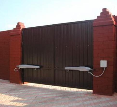 Прибыльныйбизнес - установка ворот