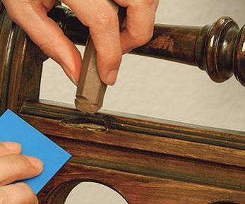 Реставрация мебели как способ заработать