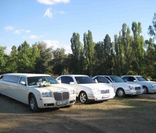 Прокат лимузинов на свадьбу - перспективы развития в автобизнесе