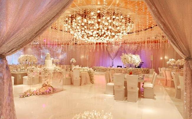 Фото оформления свадебного зала: 413 года на 77