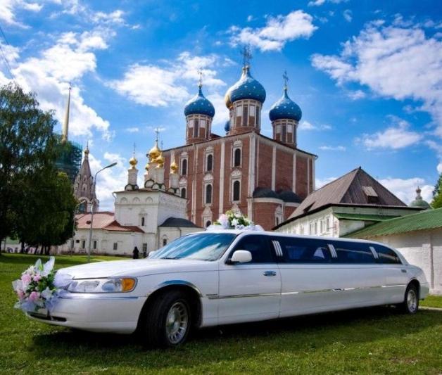 Свадебный лимузин на прокат в Вашем городе
