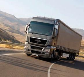 Сопровождение грузов на автомобилях