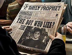 Оживающий Гарри Поттер