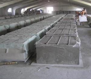 Производство пеноблоков в домашних условиях