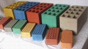 Производство кирпича на мини-заводе