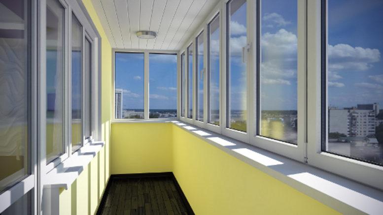 Остекление и отделка балконов как бизнес - как начать, бизне.
