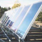 Солнечный коллектор — альтернативный источник энергии все более актуален