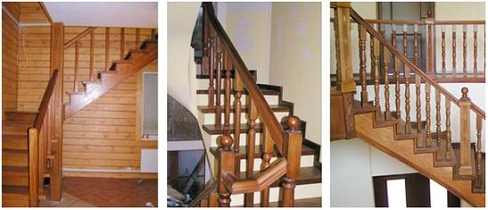 технология изготовления деревянных лестниц