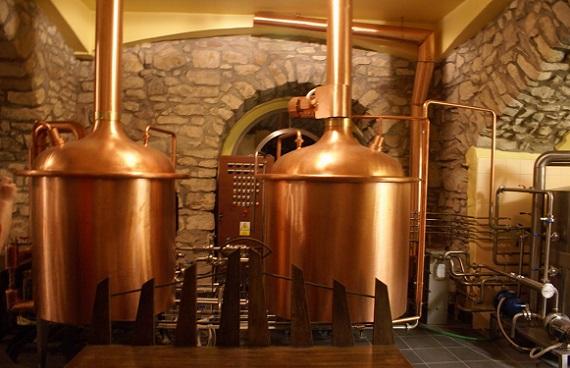 мини пивоварня