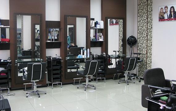 стиль парикмахерской