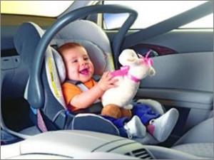 Такси с детским креслом - хорошие деньги и безопасность детей
