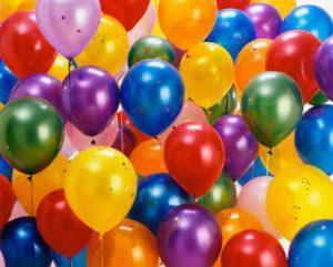 Модная тенденция - оформление праздников воздушными шарами