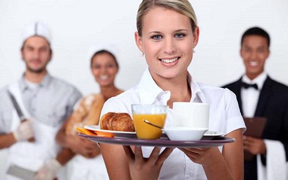 персонал ресторана