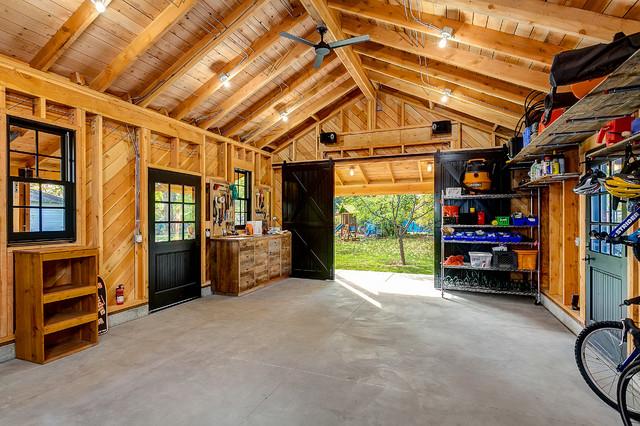 Изображение - Идеи бизнеса в гараже с минимальными вложениями rustic-garden-shed-and-building