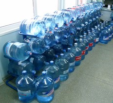 Доставка питьевой воды как бизнес